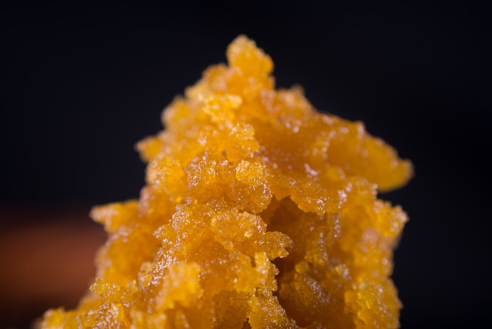 cannabis concentrate live resin